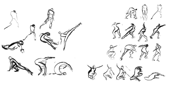 Finished dance – Typical Animation Student